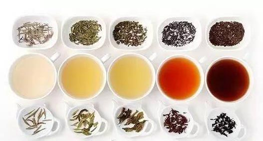 Разновидности китайского чая