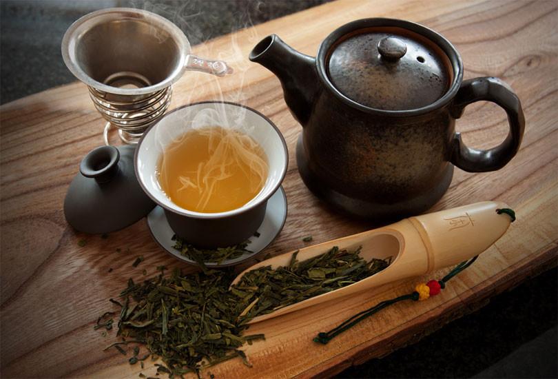 Как пить чай чанг шу до еды или глаза