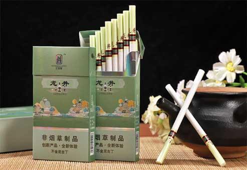 Китайские сигареты с чаем купить купить сигареты american blend